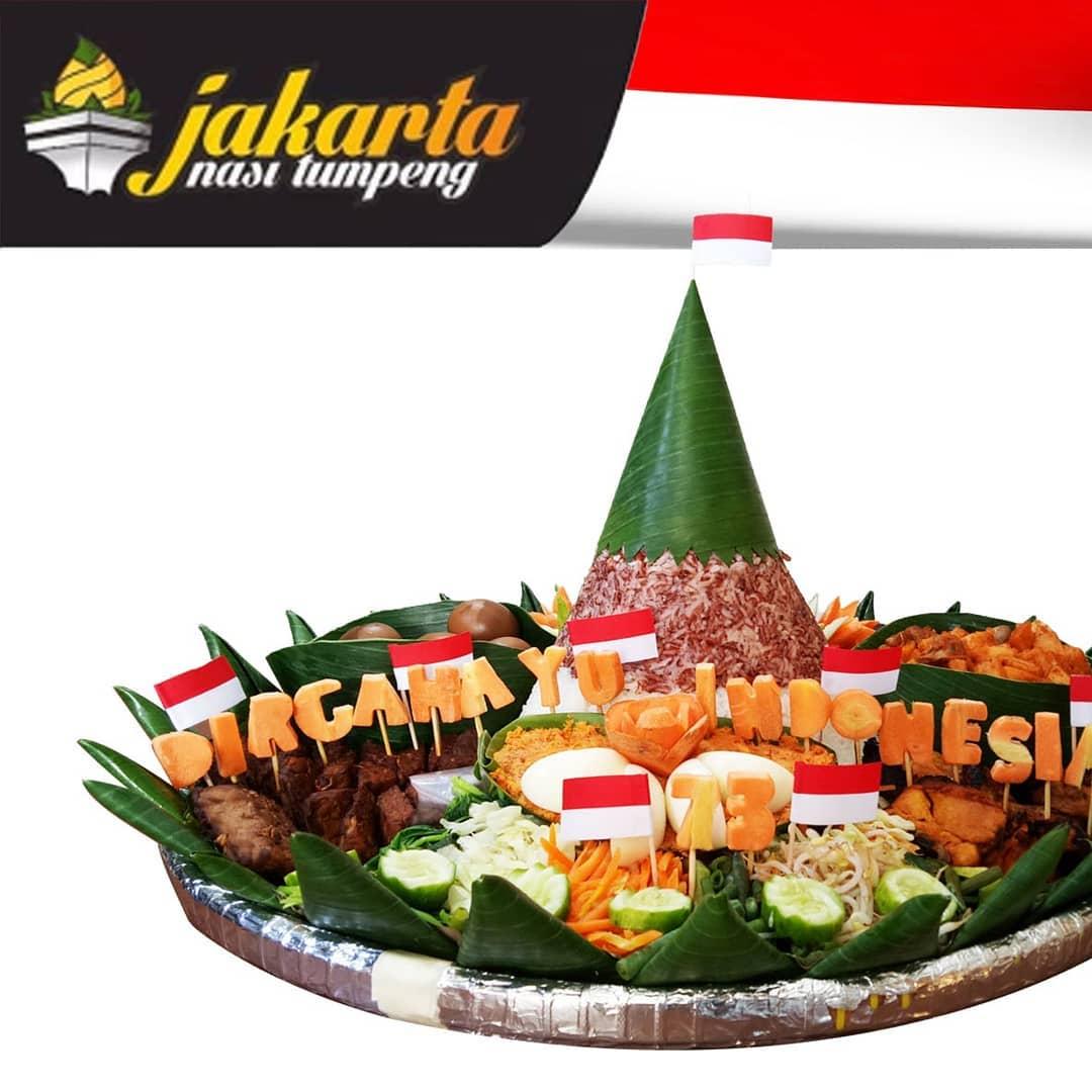 Nasi Tumpeng Terbaik di Jakarta Selatan
