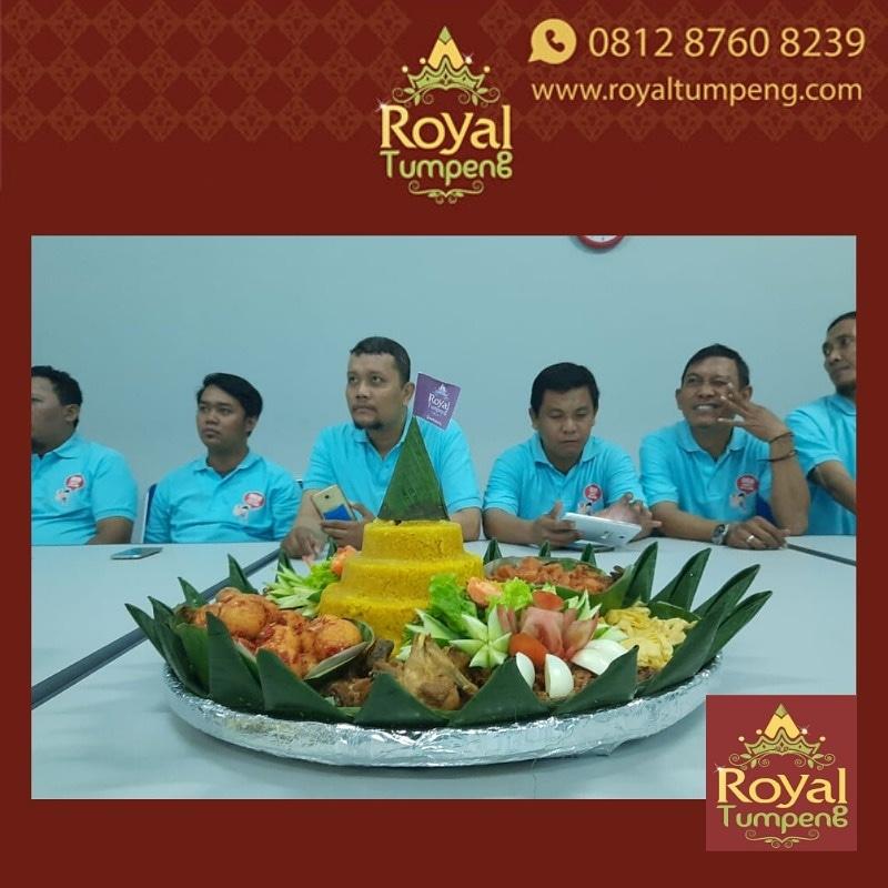 Pesan Nasi Tumpeng di Kuningan Jakarta Selatan