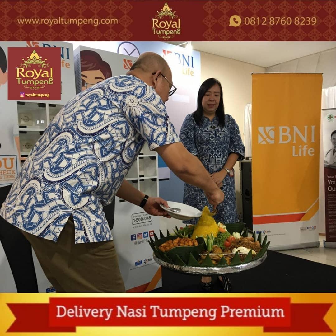 Nasi Tumpeng Paling Enak di Jakarta Selatan