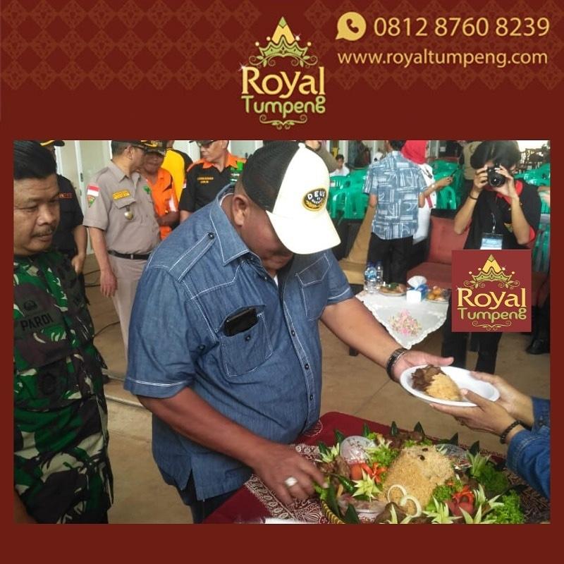 Harga Nasi Tumpeng di Jakarta Selatan