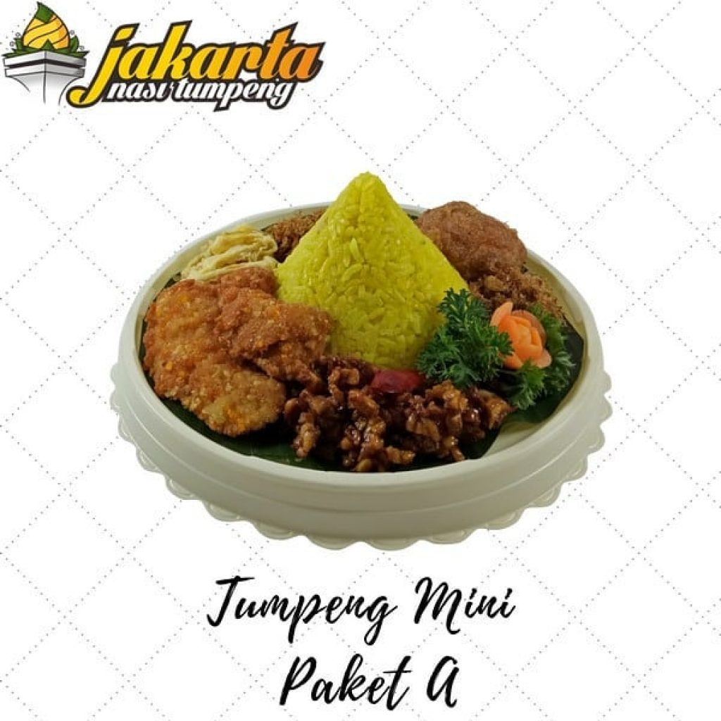 Harga Tumpeng Mini di Jakarta Selatan